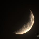CGで月を作る